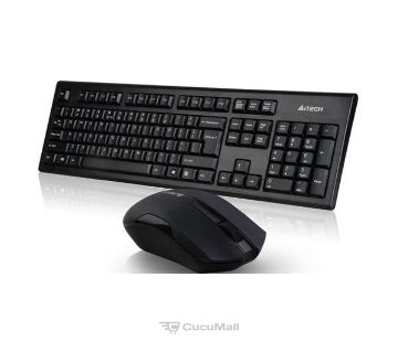 A4tech comb wireless keyboard