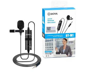 Microphone Boya by M1 -same goods, QR no show