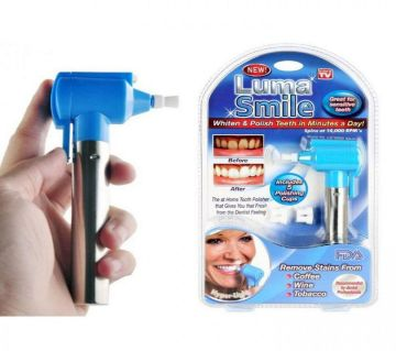 Luma Smile Teeth Polish and Whitening Kit