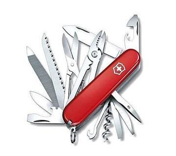 Swiss Army Knife - Red