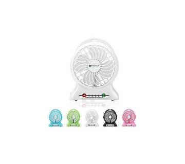 FLEX Electronics USB mini Fan with light & USB Pow