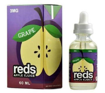 GRAPE REDS APPLE EJUICE BY 7 DAZE - 60ML