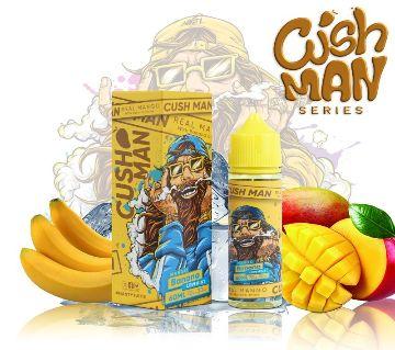 Cush Man Mango Banana (Low Mint) 3mg by Nasty Juice - 60ml