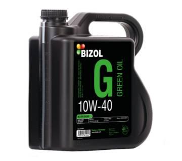BIZOL Green Oil For Car 10W-40 - 4 Ltr