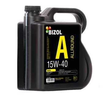 BIZOL Allround 15W-40 4 Ltr