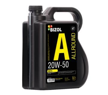 BIZOL Allround 20W-50 4 Ltr