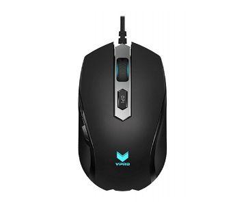 Rapoo V210 VPRO Black RGB Optical Gaming Mouse