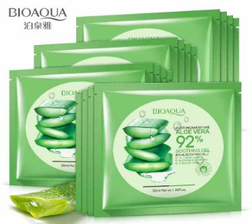 Bioaoua Natural Aloe Vera Gel Mask(30ml)
