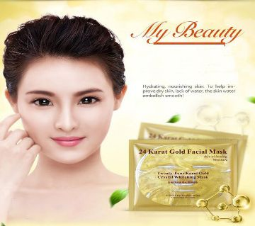 24 Karat Gold Facial Mask(60gm)