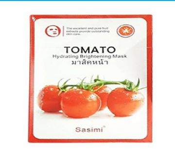 Sasimi Tomato hydrating brighting mask (25ml)