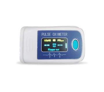 Fingertip pulse oximeter (Hand Sanitizer Free)