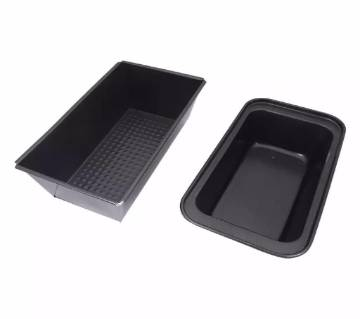 2piece Non Stick Cake Pan and Bread Mold