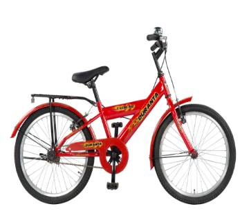 Duranta Extreme Single Speed  -20 inch Bike (Red SM) - 804429