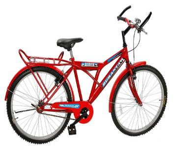Duranta CB Rider Single Speed 24 inch Bike - Red Bicycle (85473)