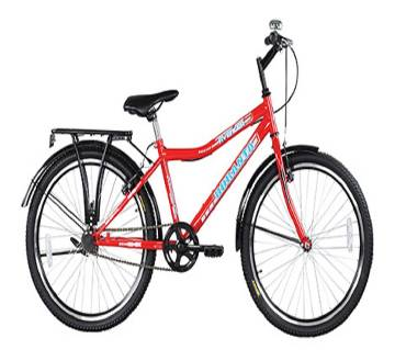 Duranta CB Avenger Single Speed -24 inch Bike - Red Bicycle (804500)