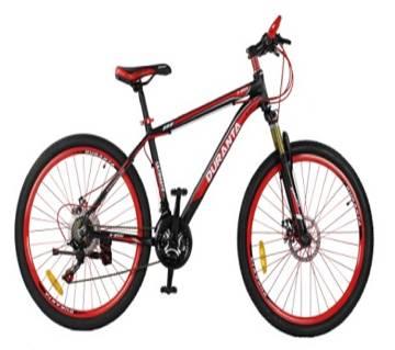 Duranta Allan Ultimate Plus Multi Speed 26 inch Bike - Red - 804778