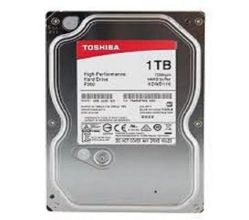 Desktop Hard Disk  1TB - Black