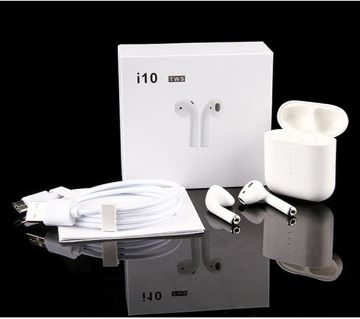 i10 max TWS wireless headphones mini AirPods