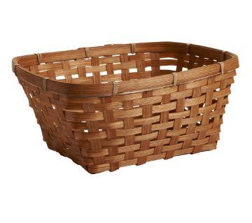 Medium bamboo basket