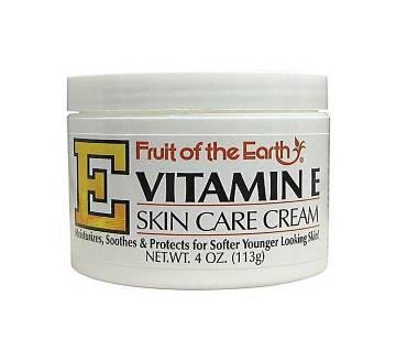 Wokali Vitamin E Skin Care Cream 115 Grams (PRC)