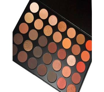 Morphe Eye Shadow Plate - USA
