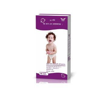 Venus Baby Diaper XL Size (12+ KG)  4 Packet
