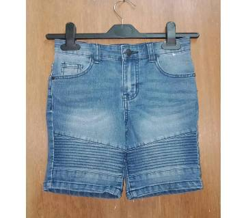 Kids Denim/Jeans Half/Short Pant For Boys & Girls