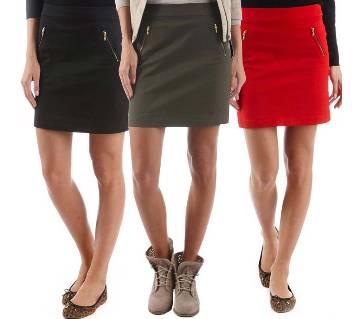 Ladies Skirt Bottom Short