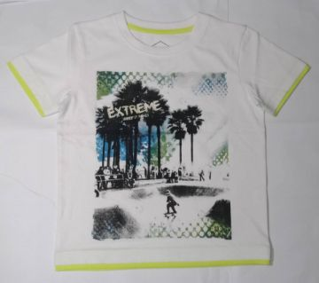 Boys Fancy T-Shirt For 6-7 Years