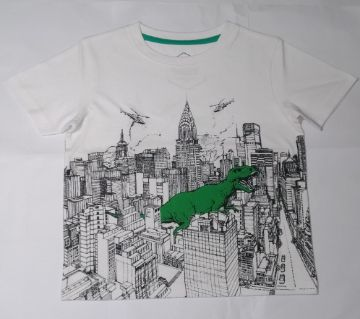 Boys Fancy T-Shirt For 9-10 Years