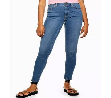 Mid Blue Leigh Jeans for Women