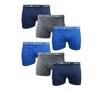 Pack of 3 Underwear Beverly Hills Polo Club Mens Boxer