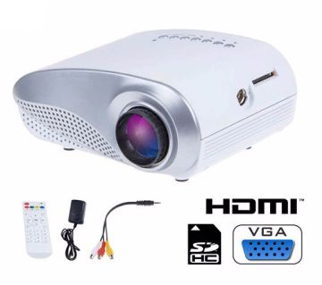 Full HD 1080p Mini LED Projector