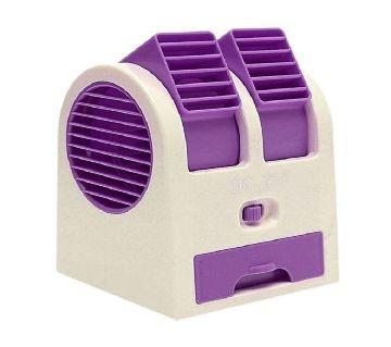 G02 Double Chamber Mini Portable AC Fan