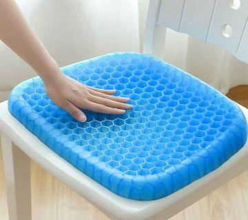 Silicone seater cushions