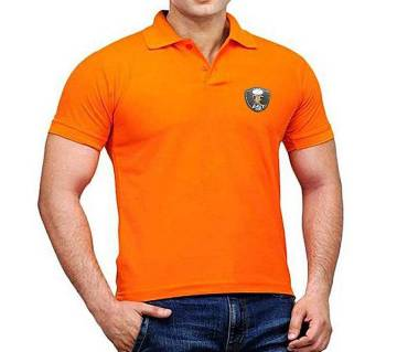 Men Half Sleeve Polo Shirt