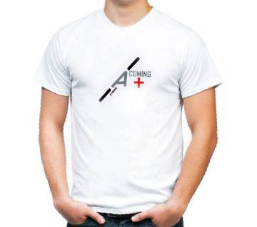 Half Sleeve Cotton T Shirt