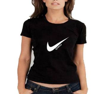 Nike Cotton T shirt for Women