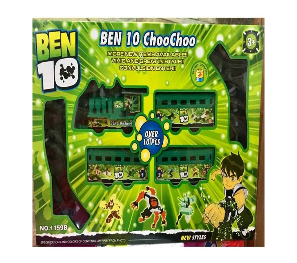 BEN 10 CHOOCHOO টয় ফর কিডস বাংলাদেশ - 964238