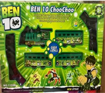 BEN 10 CHOOCHOO