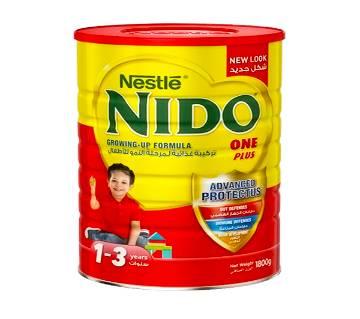 Nido One Plus Growing Up Milk 1800gm Dubai