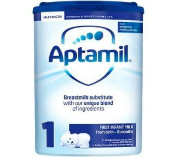 Aptamil First (1) Infant Milk from Birth to 6 months (900gm, UK)