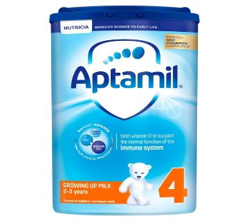 Aptamil (4) Growing Up Milk from 2-3 years (900gm, UK)