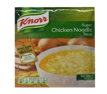 Knorr Super Chicken Noodle Soup   60gm UK