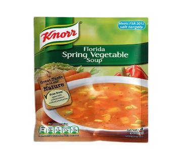 Knorr Florida Spring Vegetable Soup- 60gm- UK