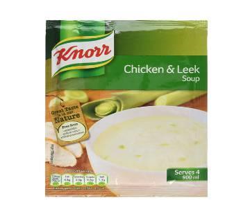 Knorr Chicken & Leek Soup- 60gm- UKv