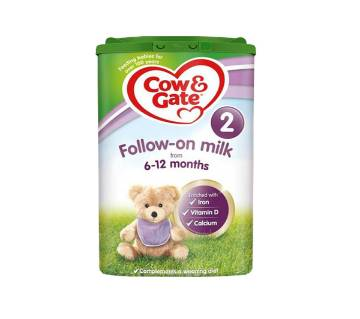 Cow & Gate 2 from 6 to 12 months- 800gm- UK