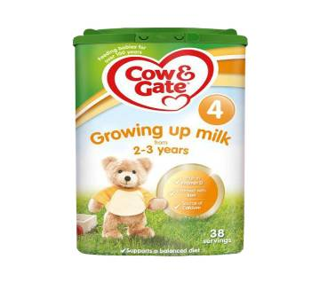 Cow & Gate 4 from 2-3 years- 800gm- UK