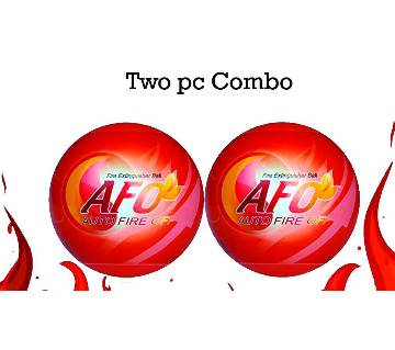 AFO Fire Extinguisher Ball 1.3kg- 2ball combo