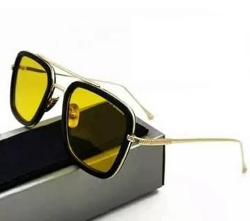 Iron Man 3 Male Sunglasses Tony Stark Iron Man Matsuda Sunglasses Retro Vintage Eyewear Sun Glasses